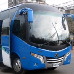 Van Transportes Rocha